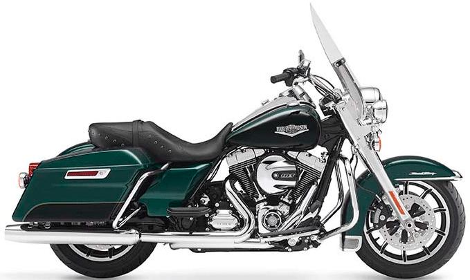 2016 Road King Harley of Hope