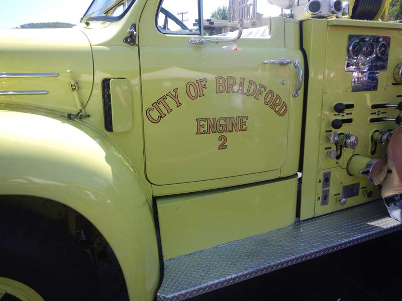 City of Bradford Fire Department
