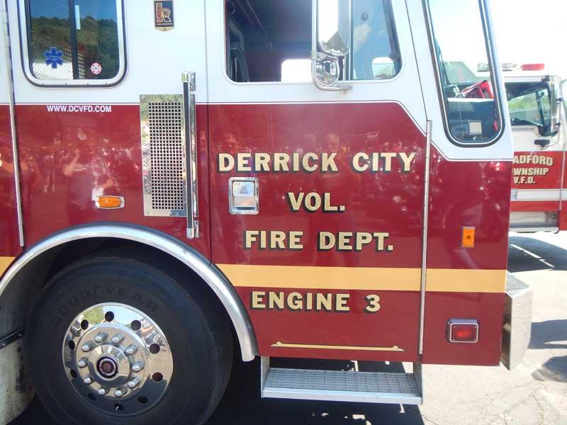 Derrick City Fire Department